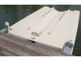 FLOATING JETSKI PWC DOCK GLIDE ROLL N RIDE JET SKI DOCK