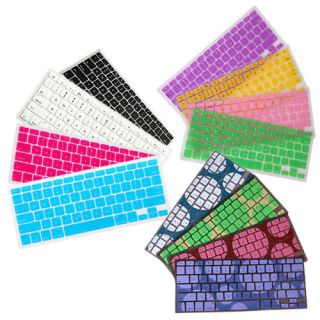New Silicone Keyboard Skin Cover Film For Apple Macbook Pro 13 15 17