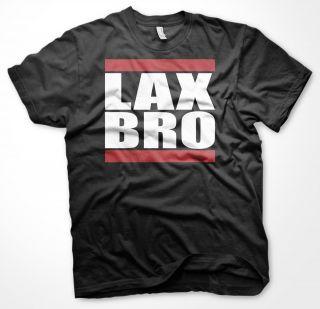 Lax bro t shirt run dmc shirt funny lacrosse tee