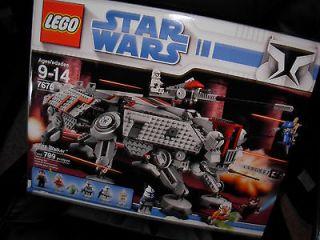 lego star wars at te walker in Star Wars
