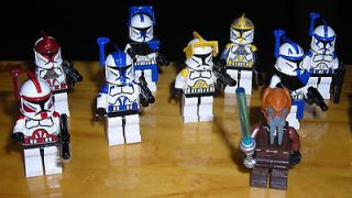lego star wars commander fox in LEGO