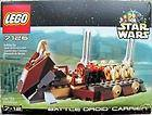 LEGO STAR WARS 7126 BATTLE DROID CARRIER 100 COMPLETE