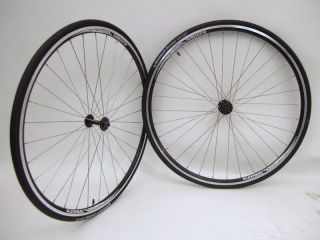 NEW 700C ALEX DA 22 ROAD BICYCLE BIKE WHEELS ALUMINUM WITH MICHELIN