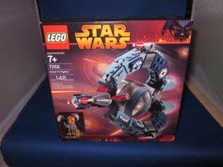 Lego Star Wars 7252 Droid Tri Fighter Sealed
