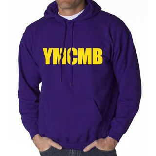 YMCMB HOODIE YOUNG MONEY LIL HIP WEEZY HOP WAYNE SWEAT SHIRT RAP