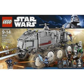 Lego Star Wars Clone Turbo Tank in Star Wars