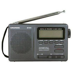Grundig Eton G1100 Digital World Receiver Radio, Retail