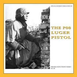 P08 LUGER PISTOL PROPAGANDA SERIES #3