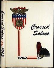 REPRINT 1962 Valley Forge Military Academy Crossed Sabres Yearbook