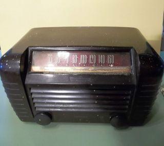 Vintage 1940s RCA Victor Radio