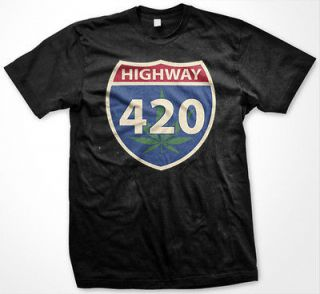 ganja,marijuana,cannabis) (shirt,hoodie) in Mens Clothing