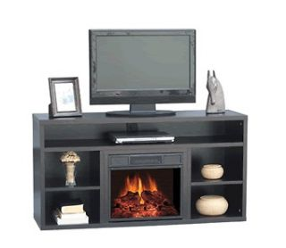 Kozy World Ashland Electric Fireplace Heater / Entertainment Center