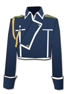 Full Metal Alchemist Brotherhood State Military Mens Jacket GE 8847