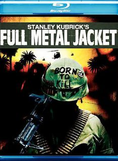 Full Metal Jacket (Blu ray Disc, HD, 2007, Deluxe Edition)