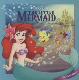 The Little Mermaid Special Edition Disney Book