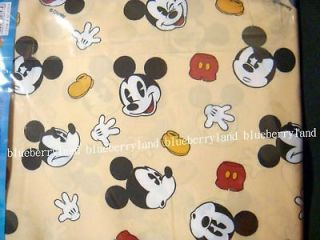 Disney Mickey Mouse SHOWER CURTAIN bathroom household home ladies