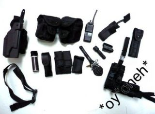 POLICE GEAR SET swat sdu asu sas special force