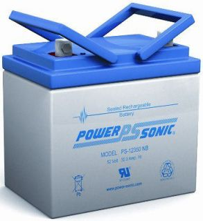 Power Sonic Electric Mobility Scooters DF45 Replacement Battery 12V