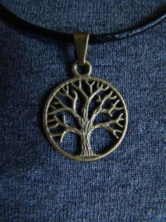 tree of life necklace in Fashion Jewelry