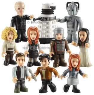 Character Building Micro Figures Series 2 YOU CHOOSE LEGO DR Mini fig