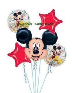 MICKEY MOUSE CLUBHOUSE disney birthday party balloons