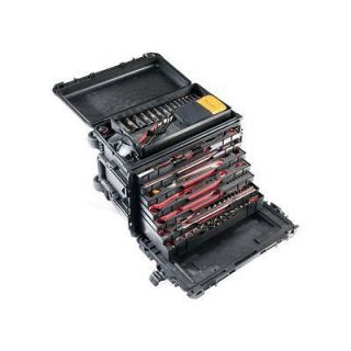 Pelican 0450 MOBILE HARD TOOL CHEST BLKCASE NO FOAM