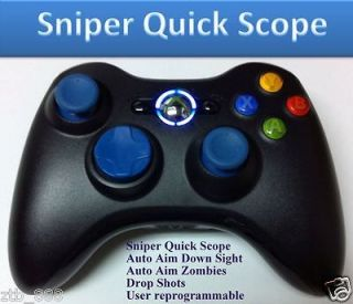 HALO 4 XBOX 360 RAPID FIRE MODDED CONTROLLER COD MW2 2 BLACK OPS DROP