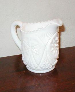 kemple milk glass in Milk White