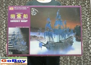 GHOST SHIP 1/100 BIG MODEL KIT IMAI JAPAN