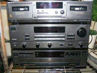 sony stereo systems in Compact & Shelf Stereos