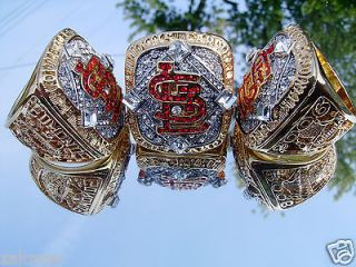 cardinals world series rings in Baseball MLB