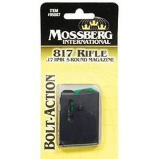 Mossberg 817 Plinkster Magazine .17 HMR Caliber 5 Rounds Blued UPC