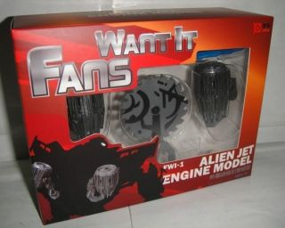 FWI 1 Alien jet engine model apply to ROTF Leader Class STARSCREAM