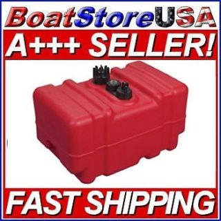 Moeller Boat Portable Fuel Tank 12 Gallon EPA+ 114 630012LP
