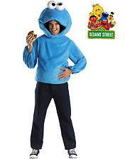 SESAME STREET COOKIE MONSTER ADULT COSTUME   Size MEDIUM