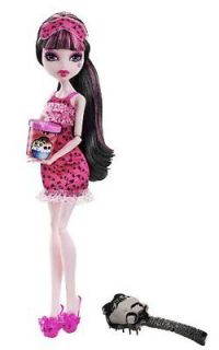 NEW Monster High Dead Tired Draculaura Doll