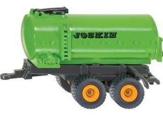 SIKU Barrel Trailer vacuum tanker * die cast toy vehicle model * NEW