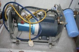 LEESON Electric Motor Hydraulic Pump 2SF20E Micro Cool