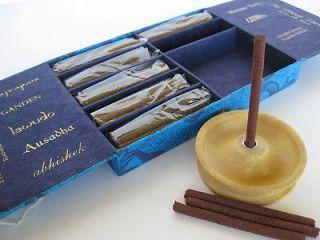 Tibetan Incense Gift Box ~ High Quality handmade herbal dhoop x 7