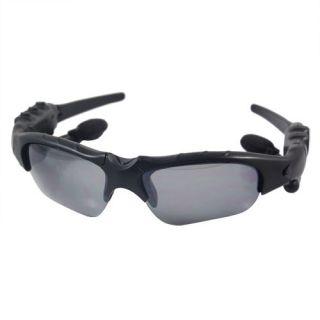 Black Fashionable Headset Sunglasses Sun Glasses WMA Sports  Player