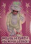Jeff Dunham Peanut Ventriloquist puppet autographed