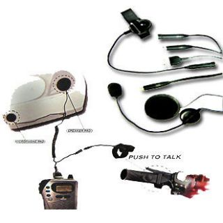 PMR Motor Bike Helmet Speaker and Microphone System HM100A