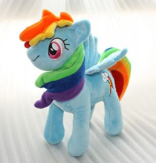 My Little Pony Friendship is magic Rainbow Dash Plush Custom Handmade