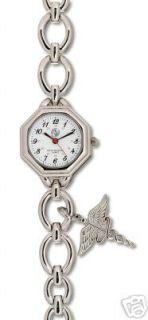 Nurse/ Nursing Medical Charm Watch Military Time