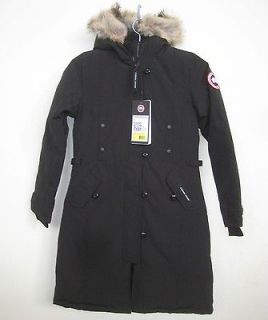 NEW CANADA GOOSE KENSINGTON DOWN PARKA WMS L AUTHENTIC JACKET FAST