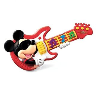 mickey mouse guitar in Toys & Hobbies