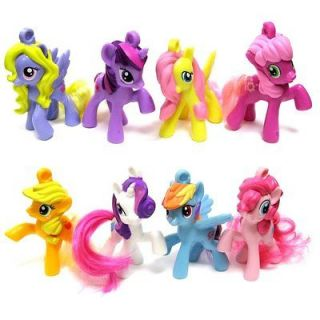 my little pony mcdonalds in TV, Movie & Character Toys