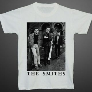 THE SMITHS MORRISSEY JOHNNY 80S Band Indie T shirt S