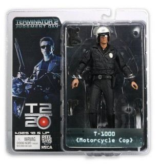 NECA Terminator Series 1 Action Figure T1000 Terminator 2 Judgement