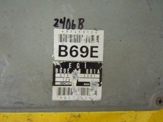 93 94 95 MAZDA 323 ENGINE COMPUTER ECM ECU PCM B69E18881A